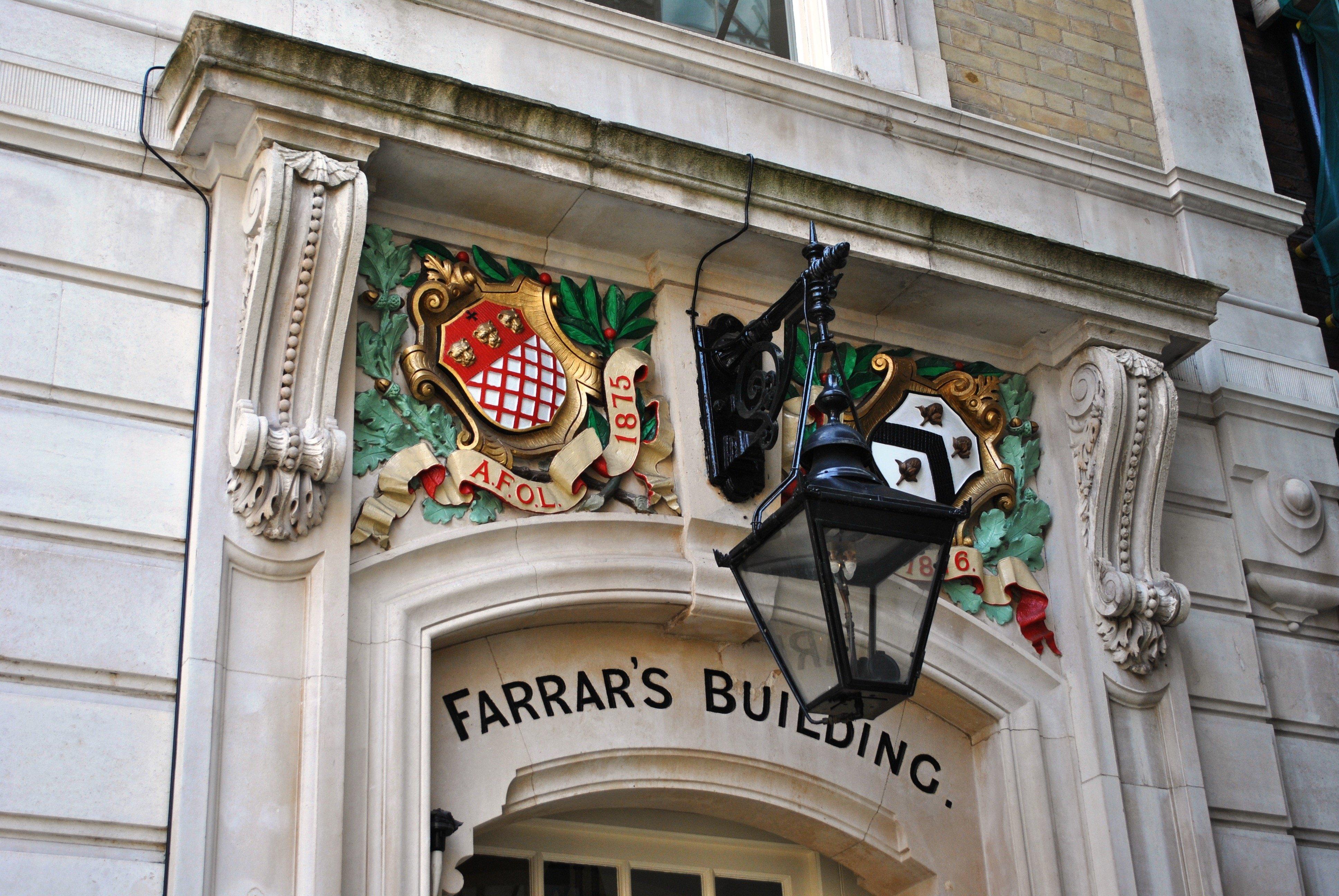 Farrar's Building Inner Temple